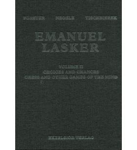 Forster, Negele, Tischbierek - Emanuel Lasker Vol II