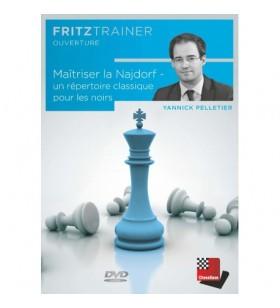 Pelletier - Maîtreiser la Najdorf - Un répertoire classique pour les noirs DVD