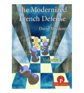 Miedema - The Modernized Modern French Defense vol. 2