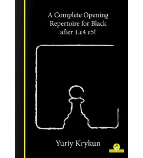 Krykun - A complete Opening Repertoire for Black after 1.e4 e5!