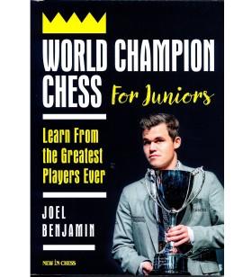Benjamin - World Champion Chess for Juniors