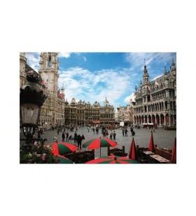 Puzzle 1000 pièces: Bruxelles