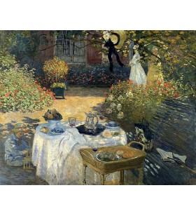 Puzzle 1000 pièces - Claude Monet - Le Lunch