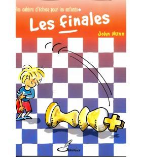 Nunn - Les Finales - les cahiers d'échecs pour les enfants