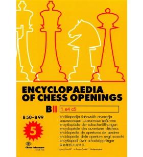 Encyclopaedia of Chess Openings vol. B 2
