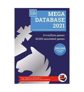 DVD Mega Database 2020 - Mise à jour depuis Mega Database 2019