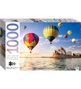 Puzzle 1000 pièces - Opéra de Sydney