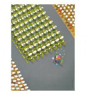 Puzzle 500 pièces- La marche
