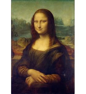 Puzzle 1000 pièces- Mona Lisa