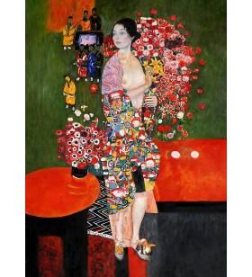 Puzzle 1000 pièces- La danseuse