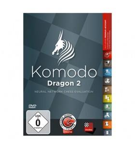 Komodo Dragon 2 dvd