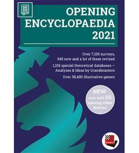DVD Chessbase Opening Encyclopaedia 2020