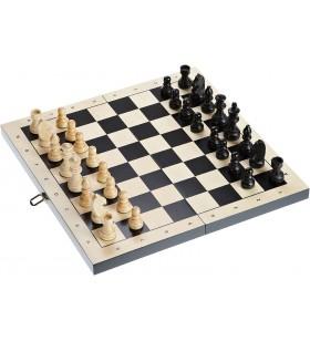 Coffret  Echecs/Backgammon Bois