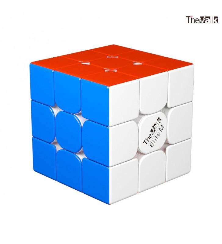 QiYi Valk 3 Elite M 3x3 magnetic cube stickerless