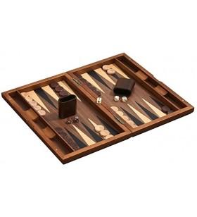 Backgammon Bois marqueté,...