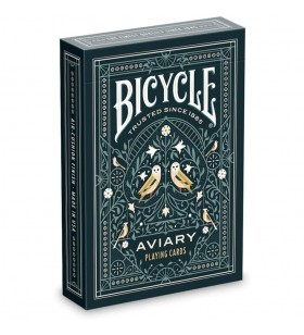 Cartes Bicycle - Aviary