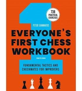 Giannatos - Everyone's  First Chess Workbook