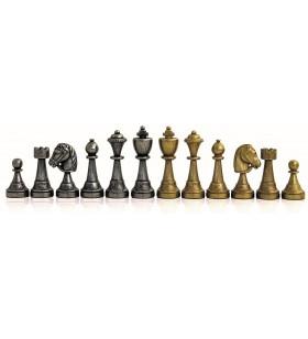 Pièces d'échecs Métal Staunton