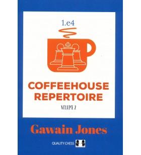 Jones - Coffeehouse Repertoire 1.e4 vol 2