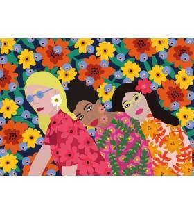 Puzzle 500 pièces - Trois femmes