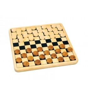 Wooden Checker
