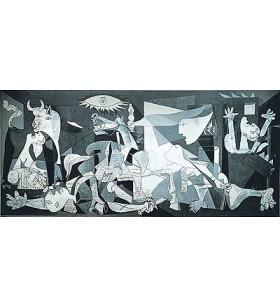 Guernica, 3.000 pièces