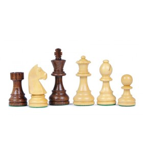 Classical chess pieces...