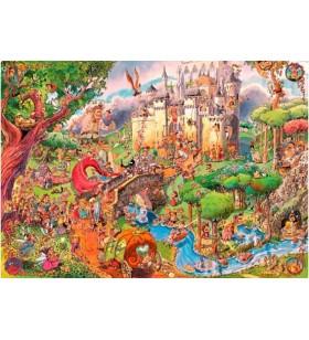 Contes de fées, 1500 pièces