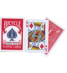 Cartes Bicycle Rider Back