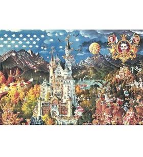 Bavarian Dream, 4.000 pièces