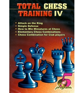 Total Chess Training 4 CD-Rom