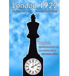 MAROCZY - London 1922