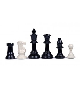 Plastic chess pieces n°5...