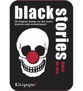 Black Stories - Morts de...