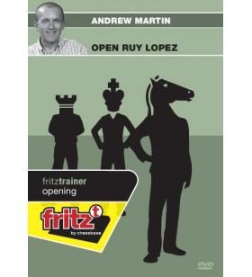 MARTIN - Open Ruy Lopez DVD