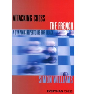 WILLIAMS - Attacking Chess...