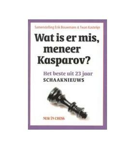 Wat is er mis, Meneer Kasparov