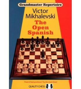 MIKHALEVSKI - The Open Spanish