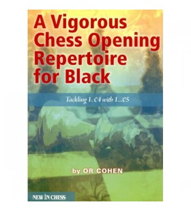 COHEN - A Vigorous Chess...